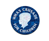 logo WHAS Crusade for Children