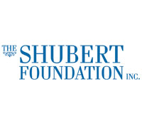 logo Shubert Foundation