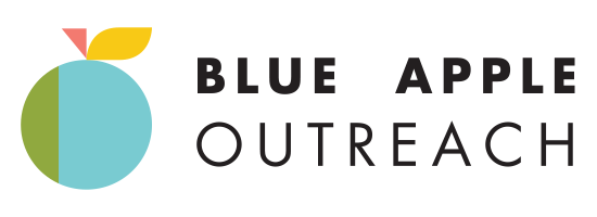 BLue-Apple-Logo