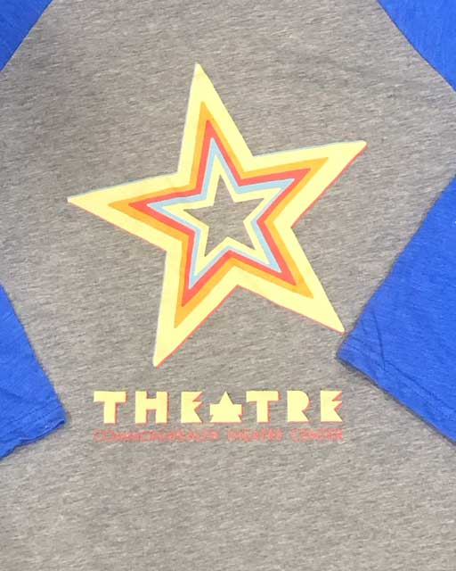 Star-Raglan-Blue
